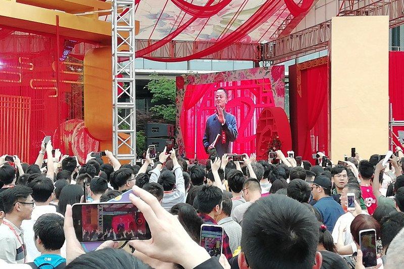 Jack Ma donasikan perlengkapan medis ke ASEAN