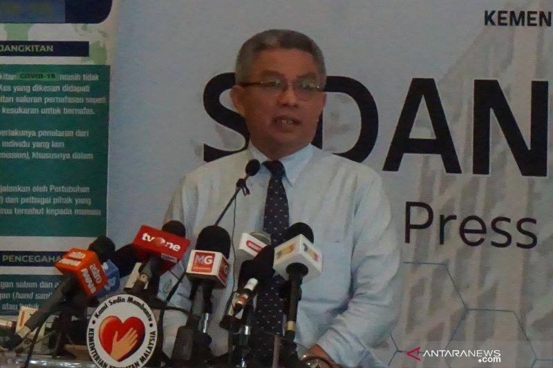 Kasus infeksi COVID-19 di Malaysia turun