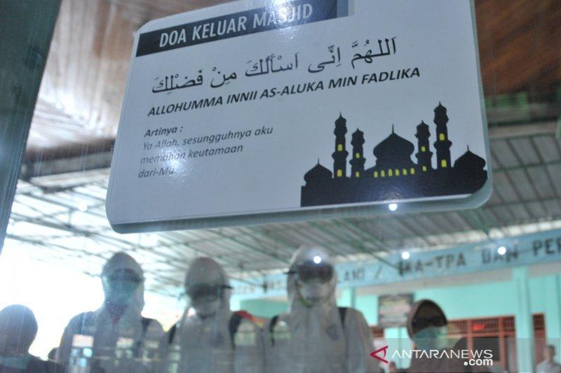Pemkot lakukan safari bersih masjid