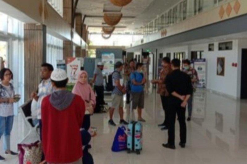 WNI tertahan di PLBN Mota Ain setelah Timor Leste lakukan lockdown