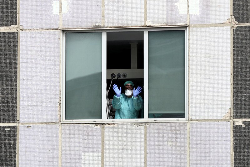 Jumlah kematian akibat corona di Spanyol telah lebihi China