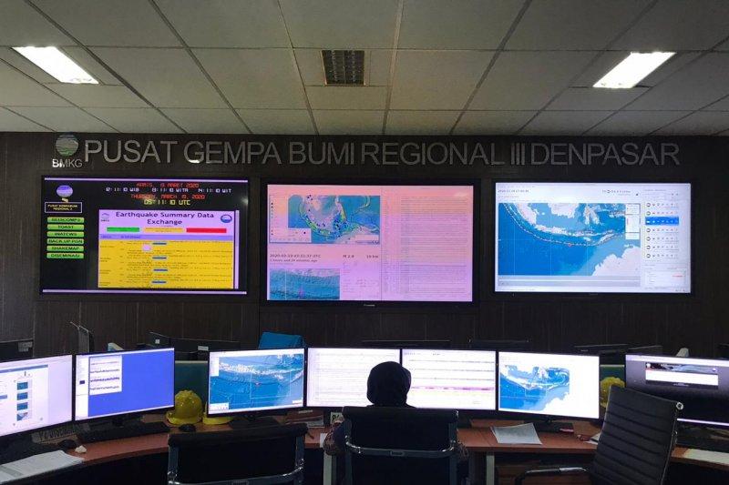 BMKG : Gelombang tinggi berpotensi  terjadi di Selat Makassar dan Teluk Bone