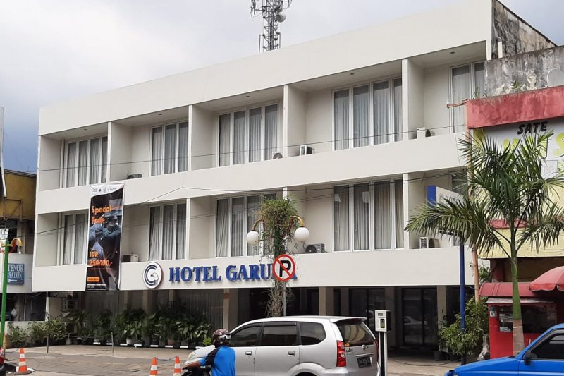 Tingkatan okupansi hotel di Sumbar 40 persen