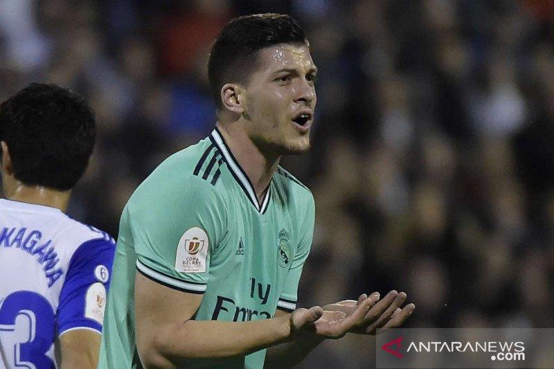 Abaikan instruksi isolasi, penyerang Real Madrid Luka Jovic dikecam PM Serbia
