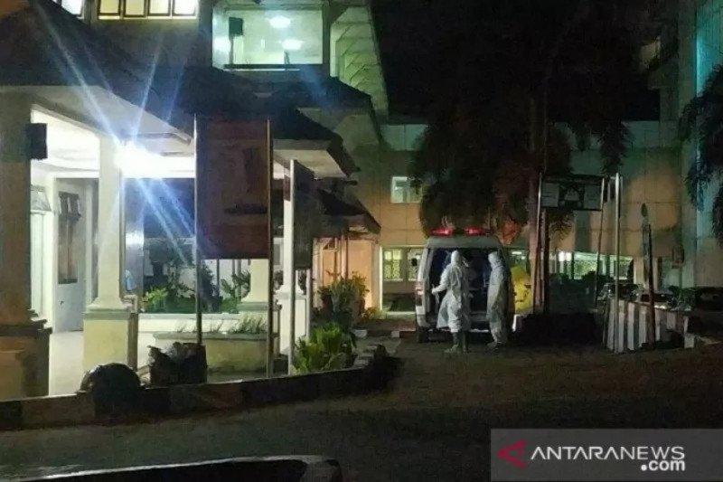 Suspect COVID-19 meninggal di Medan punya riwayat perjalanan ke Israel