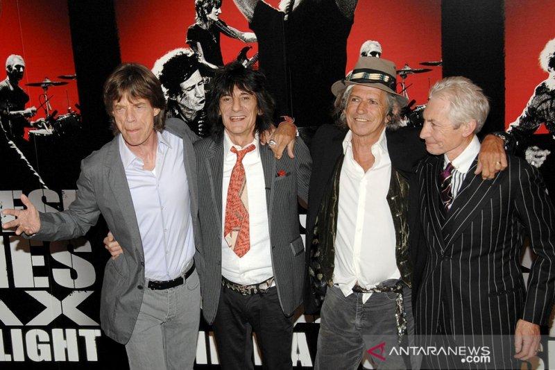 Rolling Stones ancam tuntut Presiden  Trump gunakan lagunya saat kampanye