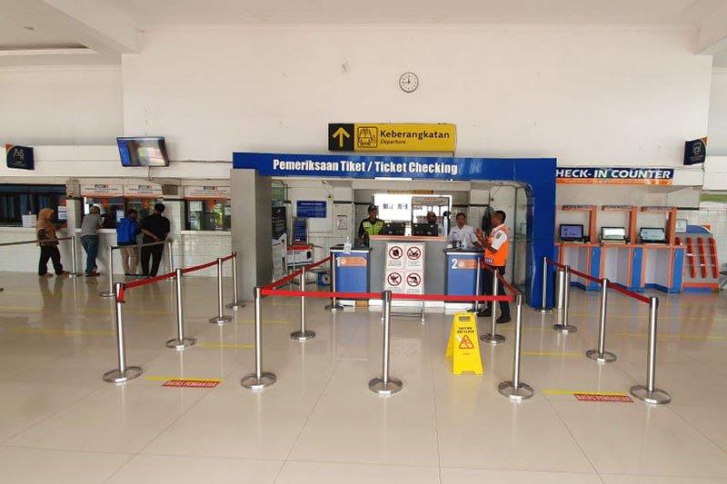Pembatalan perjalanan KA Daop 4 Semarang meningkat akibat COVID-19