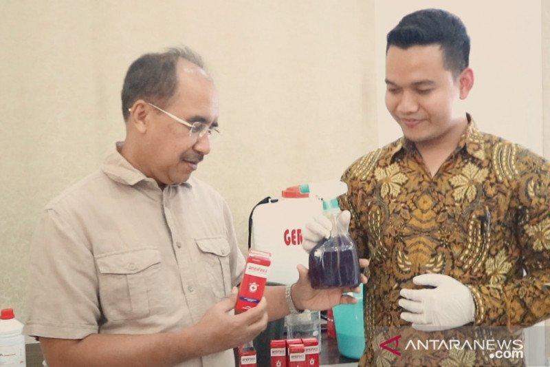 Kota Kupang gandeng Kimia Farma racik cairan pembersih tangan