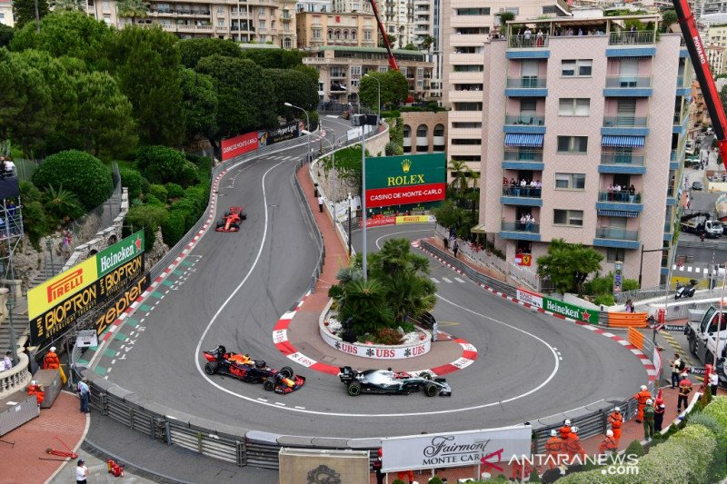 Monako batal gelar grand prix F1 imbas COVID-19