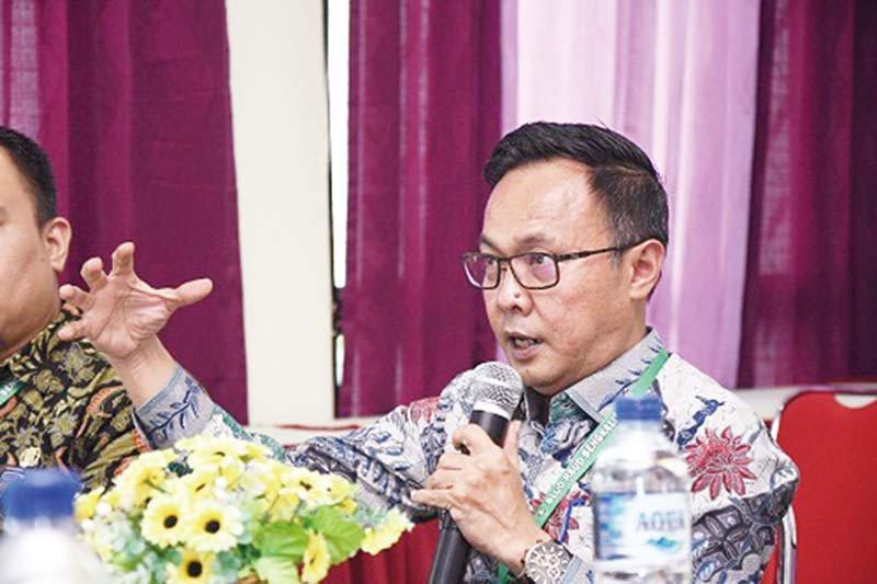 Usai dari Malaysia, Ibu rumah tangga jadi pasien suspek COVID-19 di Bengkalis