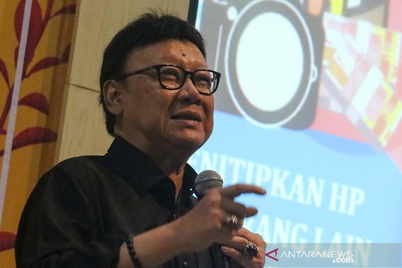 ASN dan keluarga dilarang mudik sesuai SE Menteri PANRB