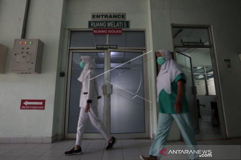 Kasus positif COVID-19 di Indonesia bertambah jadi 369 orang