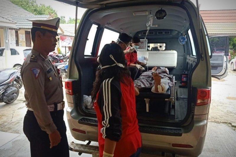 Empat warga Barimba meninggal kecelakaan di Jabiren