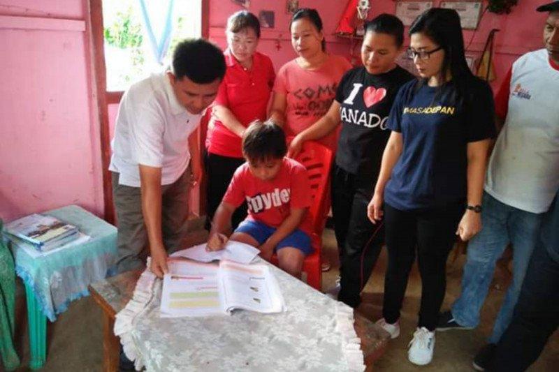 Minahasa Tenggara wajibkan tugas siswa ditandatangani perangkat desa
