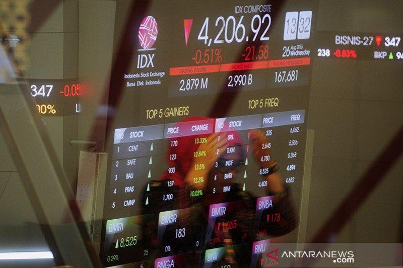 Analis: Investor saham jangan panik dan rasional