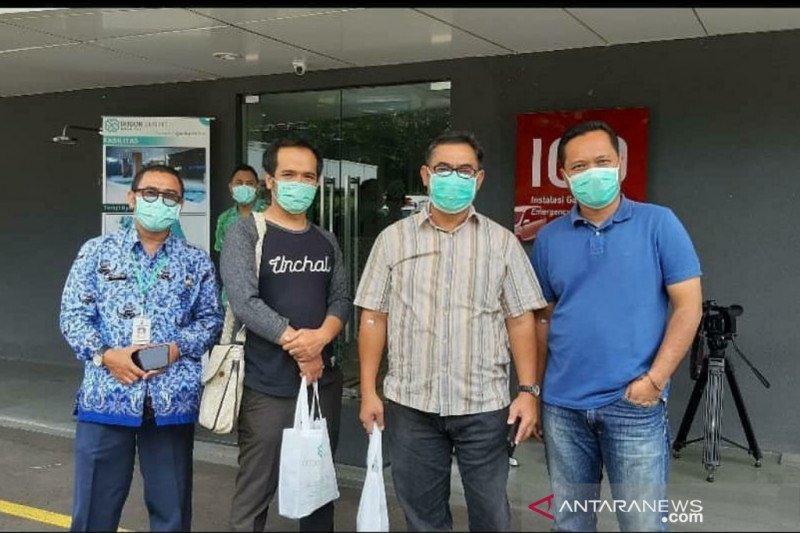 Seorang pejabat Pemkot Bogor dinyatakan positif COVID-19