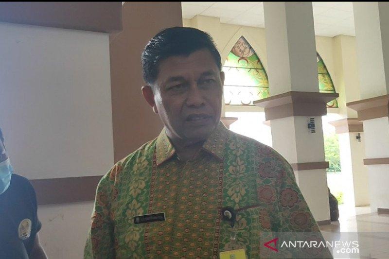 Seorang pekerja di Perawang Siak suspek COVID-19 usai dari Jakarta