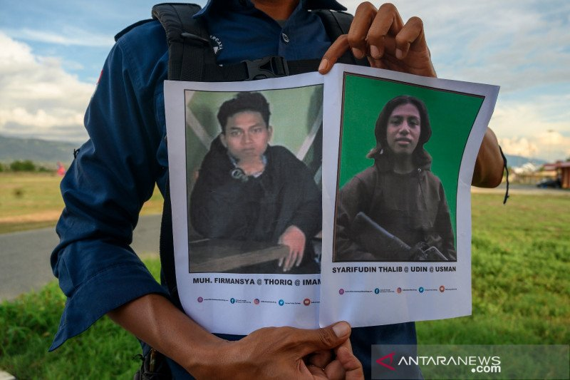Operation Tinombala extended in Poso to catch 14 fugitives