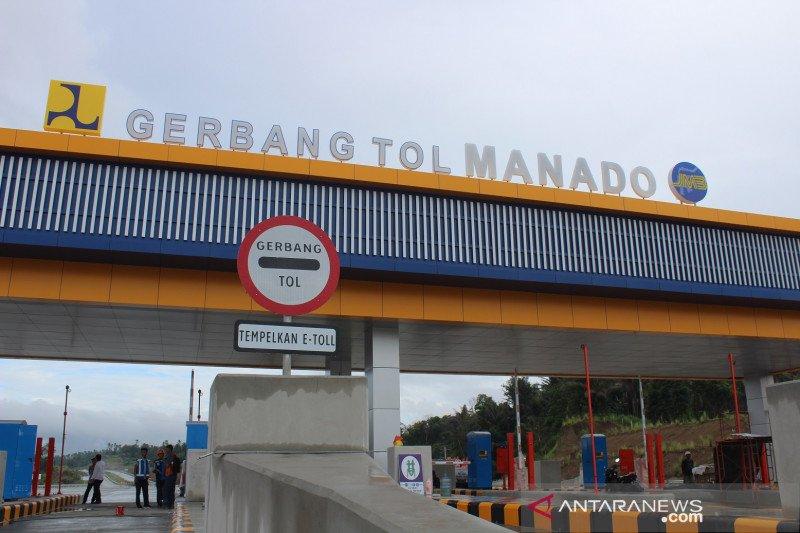 Tol Manado-Bitung 26 kilometer  dioperasionalkan April 2020