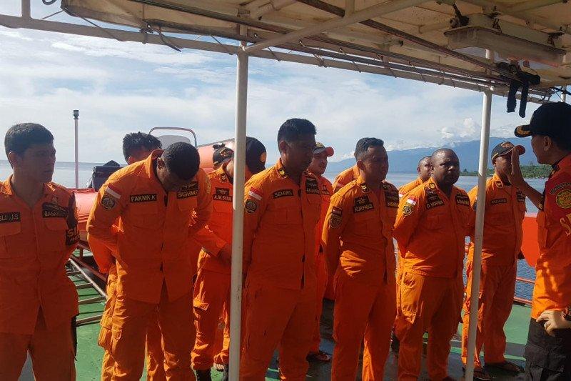 KM Surya Express tenggelam di Perairan Manokwari, satu kru hilang