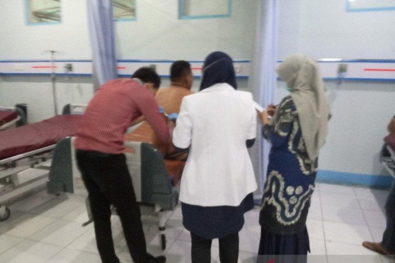 Diduga dipukul satpam KUD tiga warga Agam melapor ke polisi