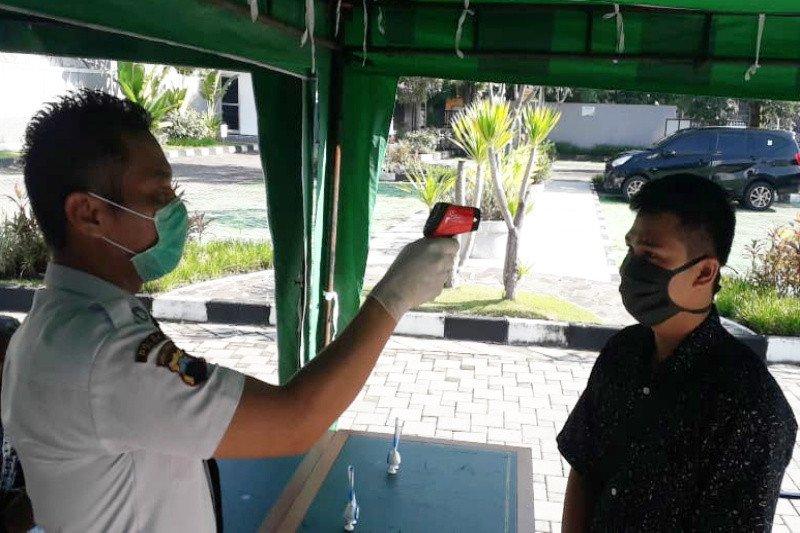 BPJAMSOSTEK Semarang Majapahit terapkan WFH dan SOP khusus