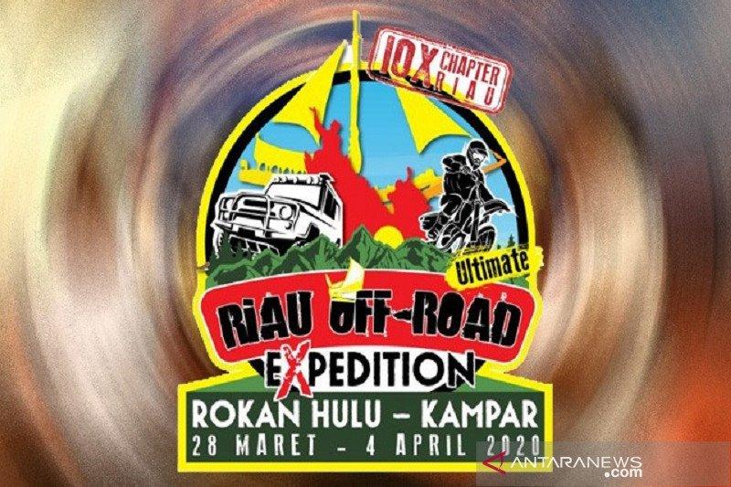 Riau Off-road Expedition ditunda untuk cegah COVID-19 hingga Juni