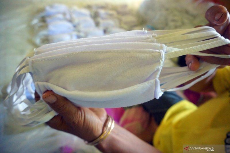 12 juta masker disiapkan pemerintah untuk rumah sakit di Indonesia