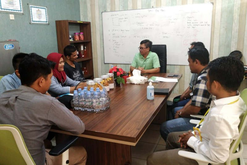 Penahanan mahasiswa penghina Presiden asal Sukoharjo ditangguhkan