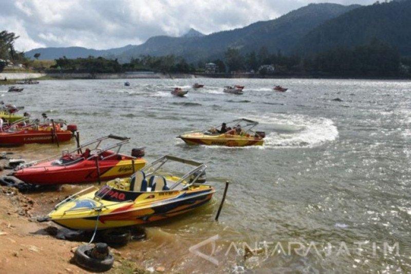 Cegah penularan Corona, objek wisata Telaga Sarangan akhirnya ditutup