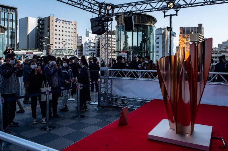Seruan penundaan Olimpiade Tokyo makin kencang