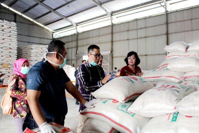 Hindari tindakan borong pangan di Kalteng, Tim Gugus pastikan persediaan aman