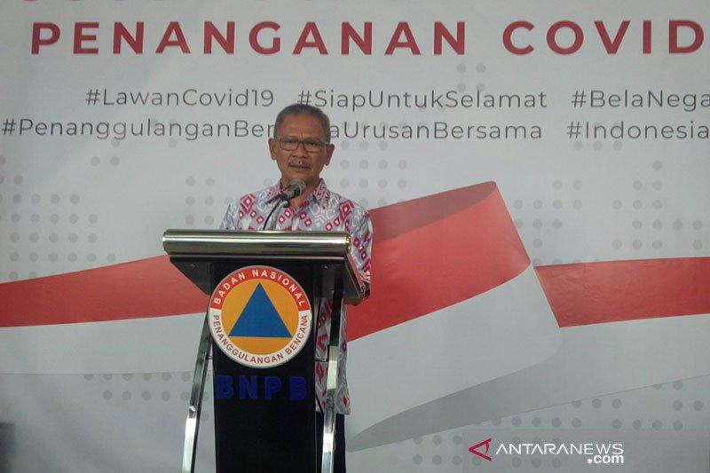 Kasus positif COVID-19 ditemukan di 20 provinsi di Indonesia