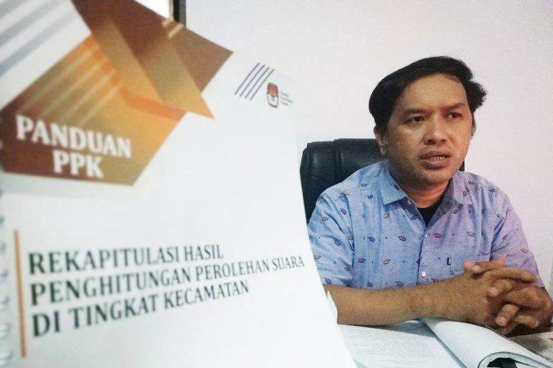 KPU Makassar tunda tahapan Pilkada serentak 2020