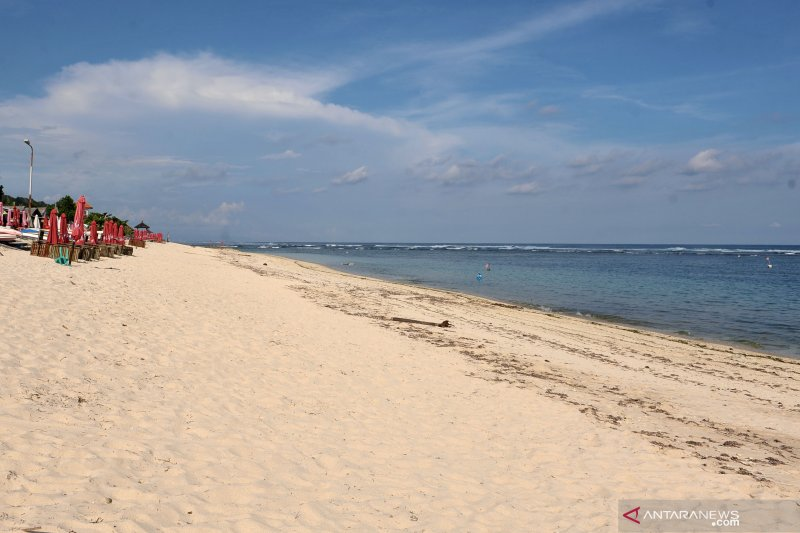 Pantai Pandawa Bali ditutup sementara