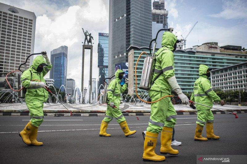 Jumlah kecelakaan di Jakarta turun 10 persen sejak diberlakukan WFH