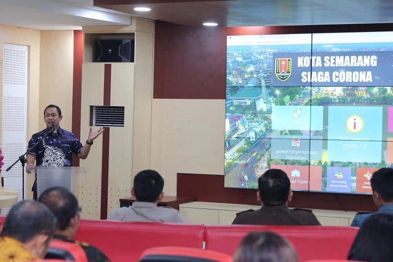 "10.000 ""rapid test"" COVID-19 disiapkan Pemkot Semarang"