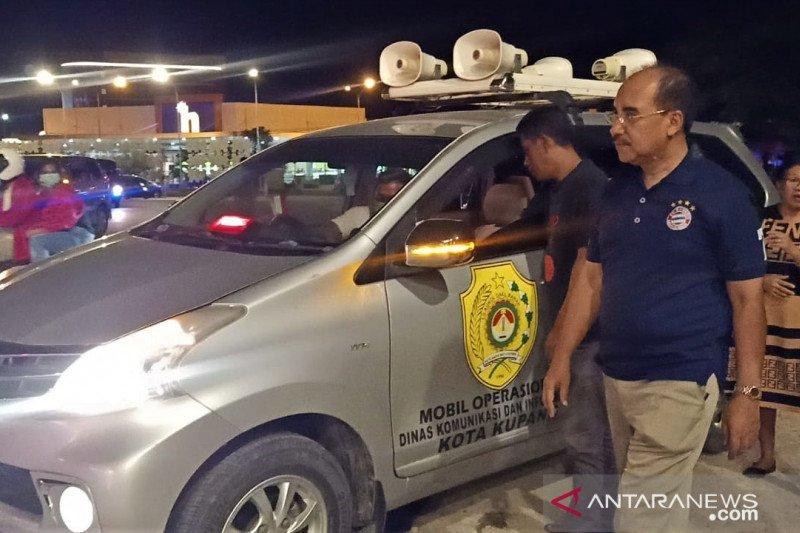 Wali Kota Kupang ingatkan warga tidak keluyuran