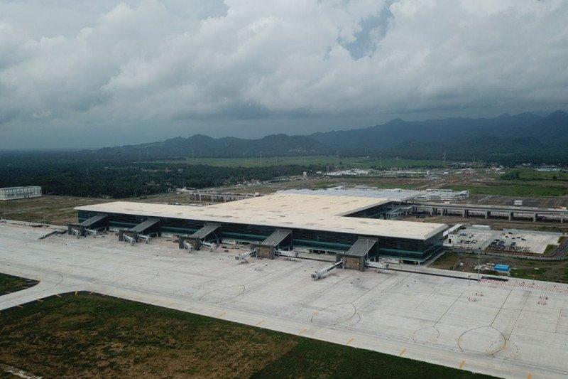 Bandara Internasional Yogyakarta dipastikan beroperasi penuh 29 Maret