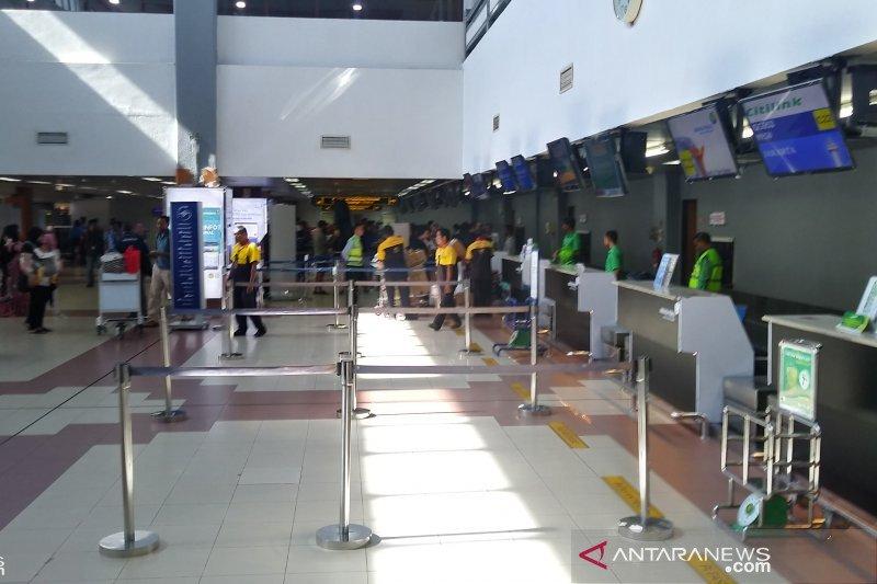 21 penerbangan dibatalkan di Bandara Internasional Minangkabau