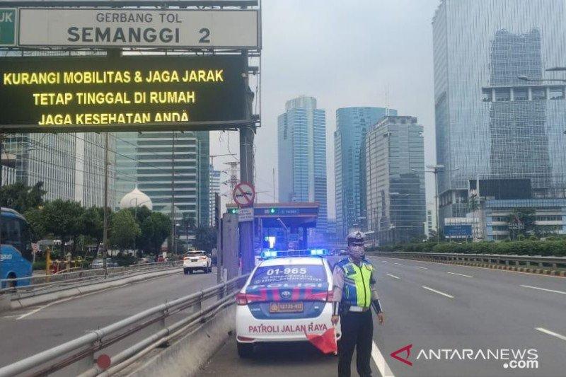 Masyarakat Jakarta paham imbauan hindari keramaian