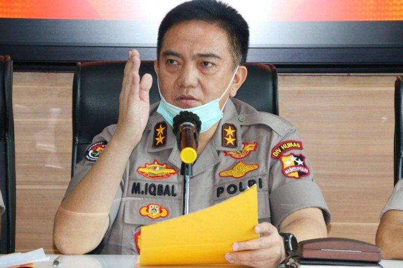 Cegah corona, Polri akan bubarkan warga yang masih berkerumun