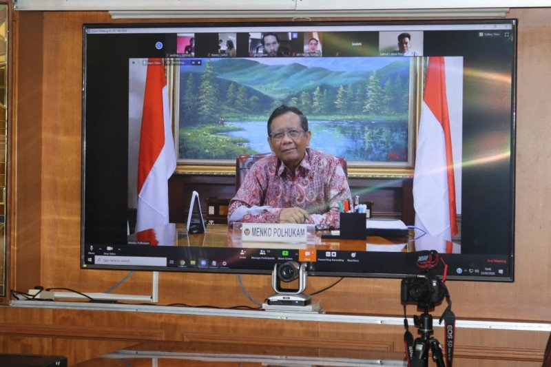 Tangkal Corona, Mahfud MD: Impor alat kesehatan dipermudah
