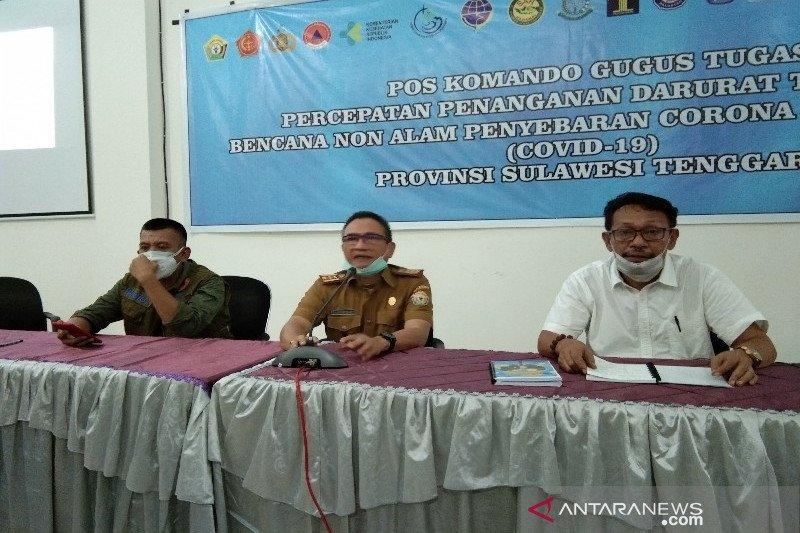 Di Sulawesi Tenggara, ODP kasus COVID-19 sebanyak 982 orang