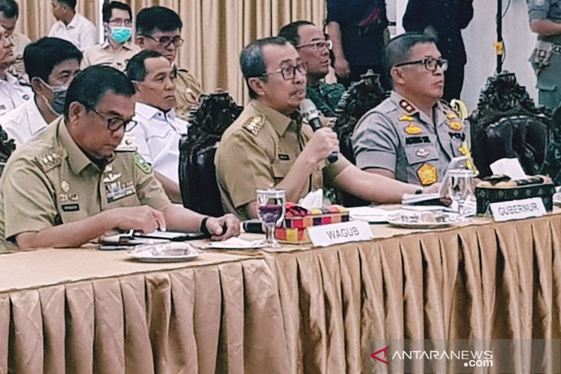 Riau alokasikan Rp80 miliar tangani pandemi COVID-19