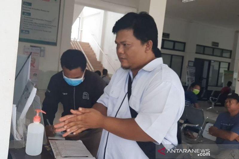 Kurangi risiko penularan Covid-19, RSUD Kuala Kurun terapkan peraturan khusus