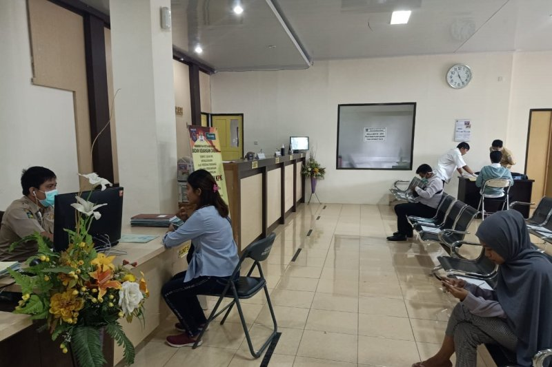 BKD Mataram mengurangi pelayanan pajak tatap muka