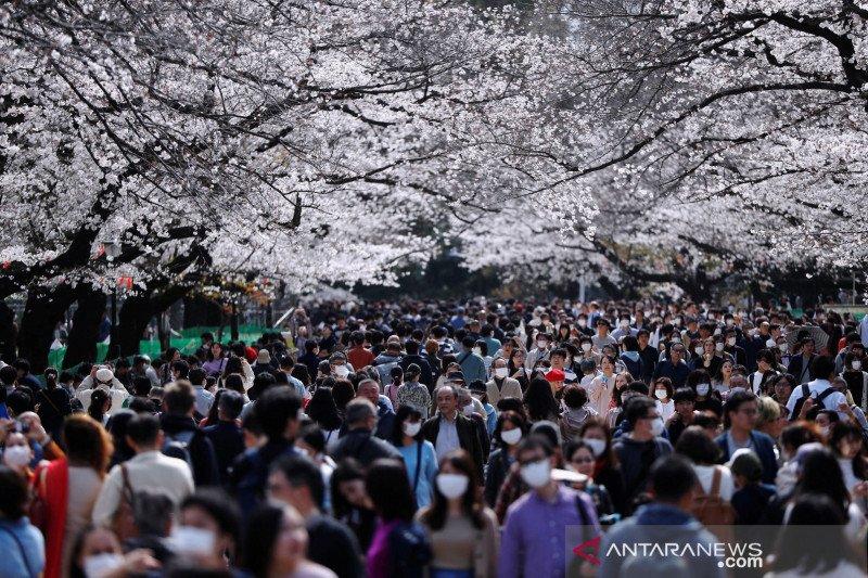 Tokyo jadi episentrum epidemi COVID-19 di Jepang