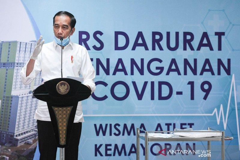 Tukang ojek mengeluh, Presiden janji berikan kelonggaran