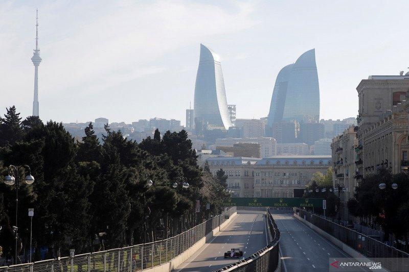 GP F1 Azerbaijan resmi ditunda